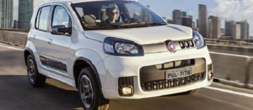 Nuova Fiat Uno: spopola in Brasile
