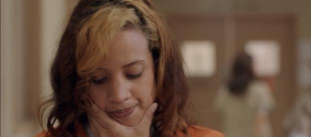 A atriz Dascha em Orange is The New Black