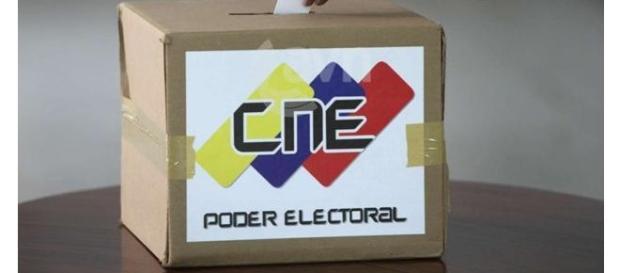 CNE: Consejo Nacional Electoral