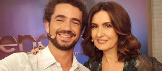 Felipe Andreoli apresentará o 'Encontro'
