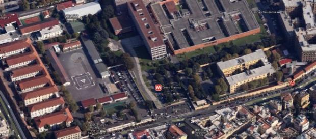 Il Complesso Logistico 'Pio IX' in centro Roma.