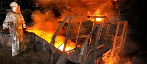Probleme mari pe piața oțelului