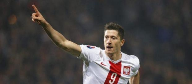 Spielt Robert Lewandowski bald bei Real Madrid?