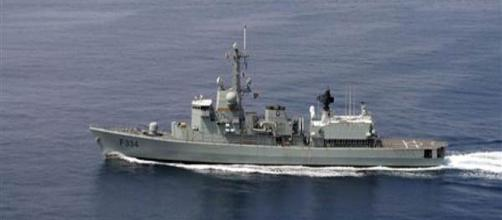 Fregata 'Francisco de Almeida', Marina portoghese