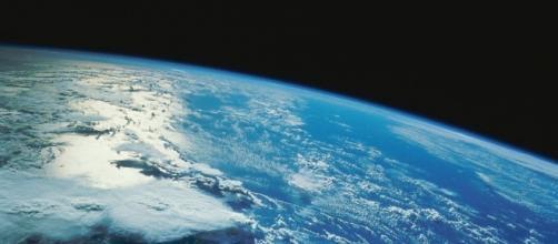 La Tierra contemplada desde la EEI