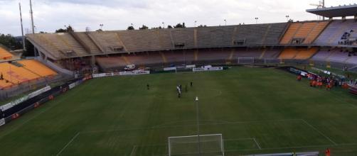 Lecce- Messina, gara del quattordicesimo turno.