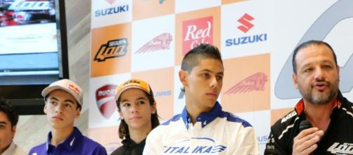 Richard Marelli (GP400) y Yonny González(DucatiGP)