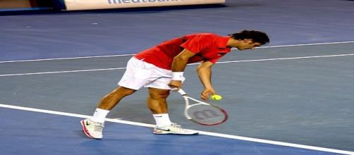 Roger Federer is a great tennis player