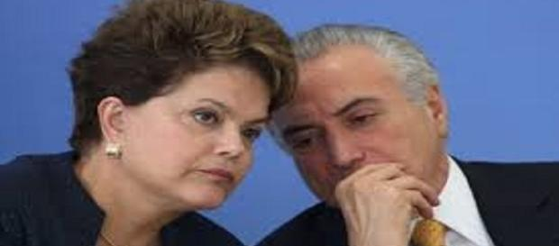 Dilma e Temer: mais um pesadelo