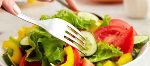 Alimentação saudável e colorida para o novo ano
