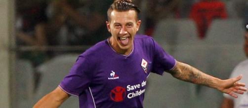 Bernardeschi ancora protagonista nella Fiorentina