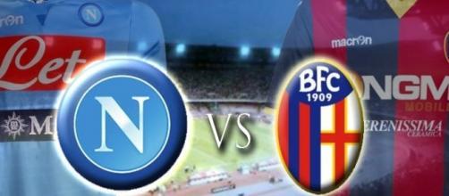 Bologna-Napoli apre la domenica di Serie A