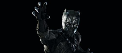 Chadwick Boseman es Black Panther en 'Civil War'