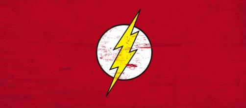 "Insignia del héroe ""The Flash"""