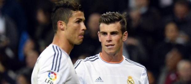 Bale e Ronaldo têm uma relação complicada.