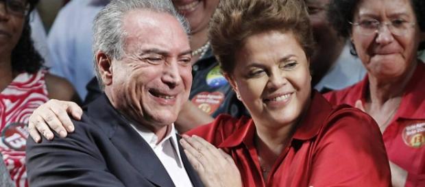 Dilma Rousseff cobra posição de Temer