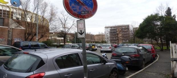 Divieto di sosta e parcheggio selvaggio