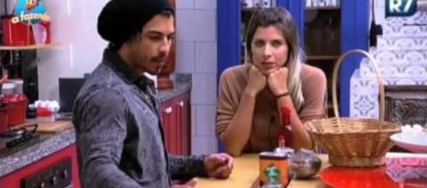 Douglas e Ana Paula estão empatados