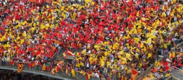 Il Lecce è al secondo posto in classifica.