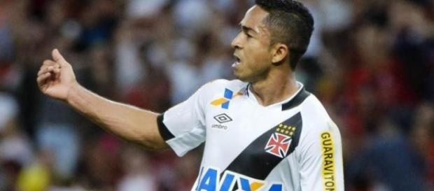Jorge Henrique é o jogador do Vasco,