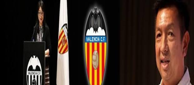 SE CAPITALIZO AL VALENCIA CF EL 11 DE DIC DE 2015