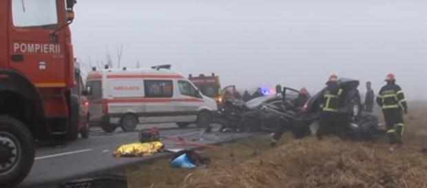 Tragedie în Vrancea. Trei oameni au murit