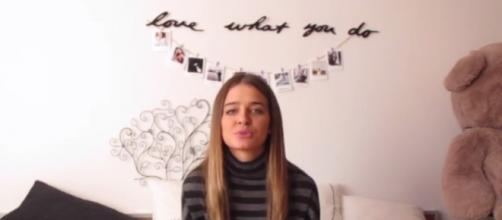 Captura de pantalla del vídeo de Laura Escanes