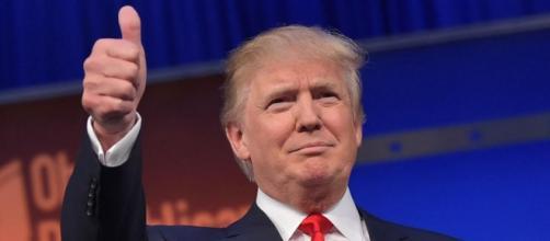 Donald Trump, o pré-candidato republicano dos EUA.