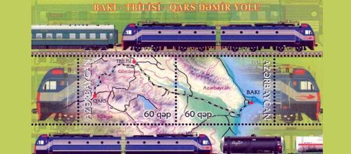 Proyecto de ferrocarril Bakú–Tibilisi–Gars (BTG)