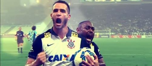 Renato Augusto, o Bola de Ouro Placar/ESPN Brasil