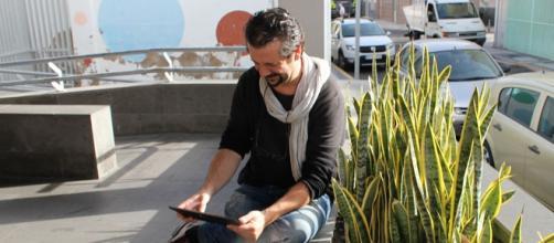 Santos Martín es docente de Mindfulness.