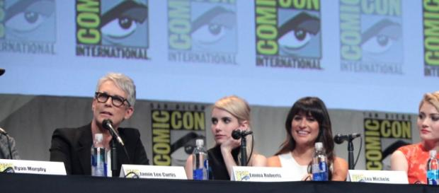 El cast de Scream Queens en la Comic Con 2015