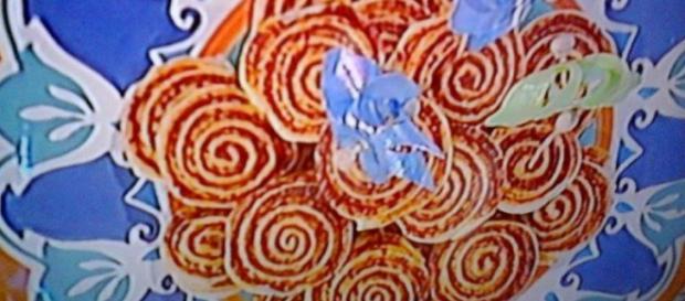 Girandole con mozzarella di Anna Moroni