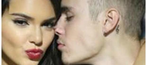 Kendall and Bieber are getting closer.