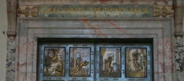 La Porta santa sarà aperta da Papa Francesco
