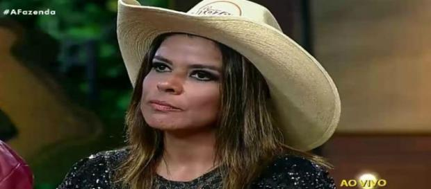 Mara Maravilha agride peão em 'A Fazenda 8'