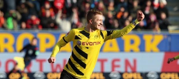 Marco Reus und Mats Hummels zu Jürgen Klopp?