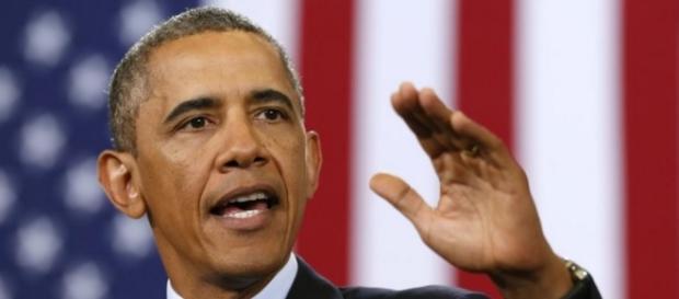 Presidente dos Estados Unidos Barack Obama