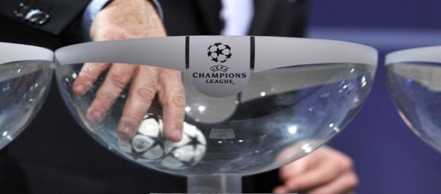 Sorteggio ottavi Champions, ora diretta tv e fasce