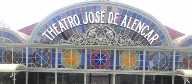 Teatro José de Alencar em Fortaleza-CE