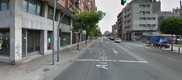 Vista de la calle Alfonso XII desde Google Maps