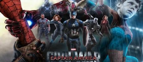 Civil War lanza su primer video oficial de rodaje