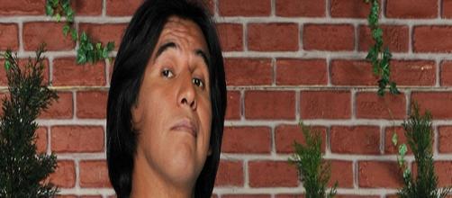 Imagen del famoso actor peruano