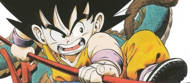 Imagen del manga recopilada en Daizenshu numero 1