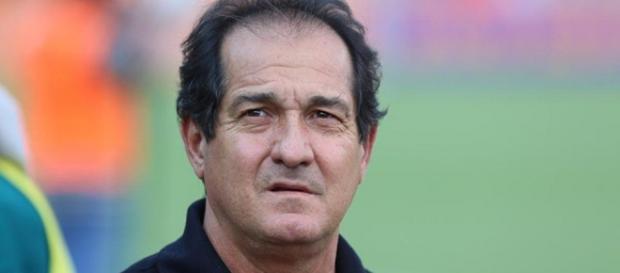 Muricy Ramalho é o novo técnico do Flamengo.