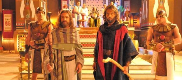 Os Dez Mandamentos estreia filme em fevereiro