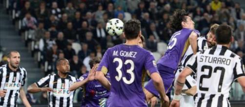 Ecco le probabili formazioni Juventus-Fiorentina.