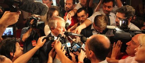 Giuliano Pisapia, sindaco uscente di Milano