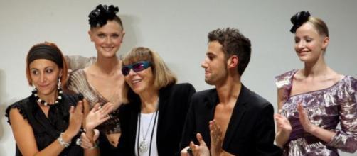 La pantera della moda italiana