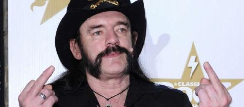 Lemmy Kilmister, líder de Motörhead
